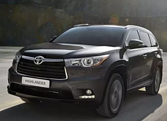 2018 Toyota Highlander Redesign, Release Date And Specs