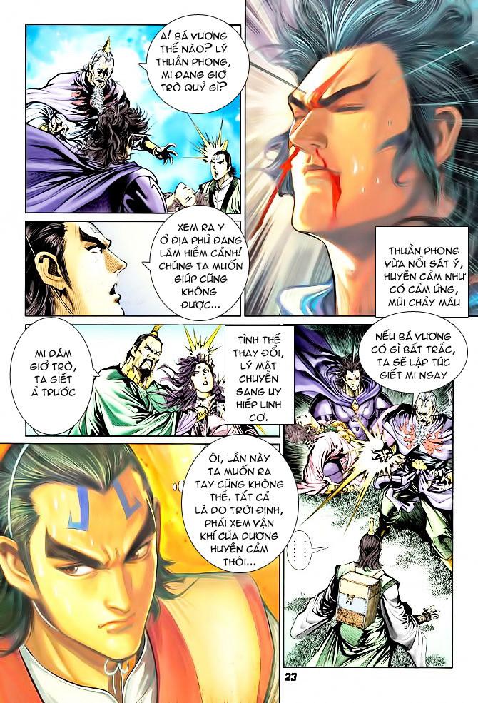Đại Đường Uy Long chapter 44 trang 23