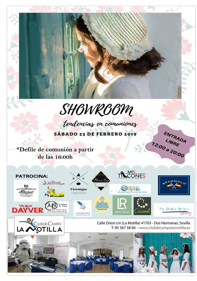 SHOWROOM MOTILLA