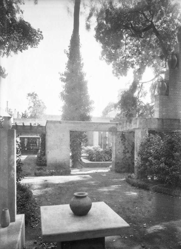 Villa de Catherine Garnier