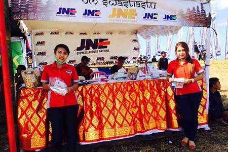 Lokasi Alamat & Telepon Kantor Cabang JNE Denpasar