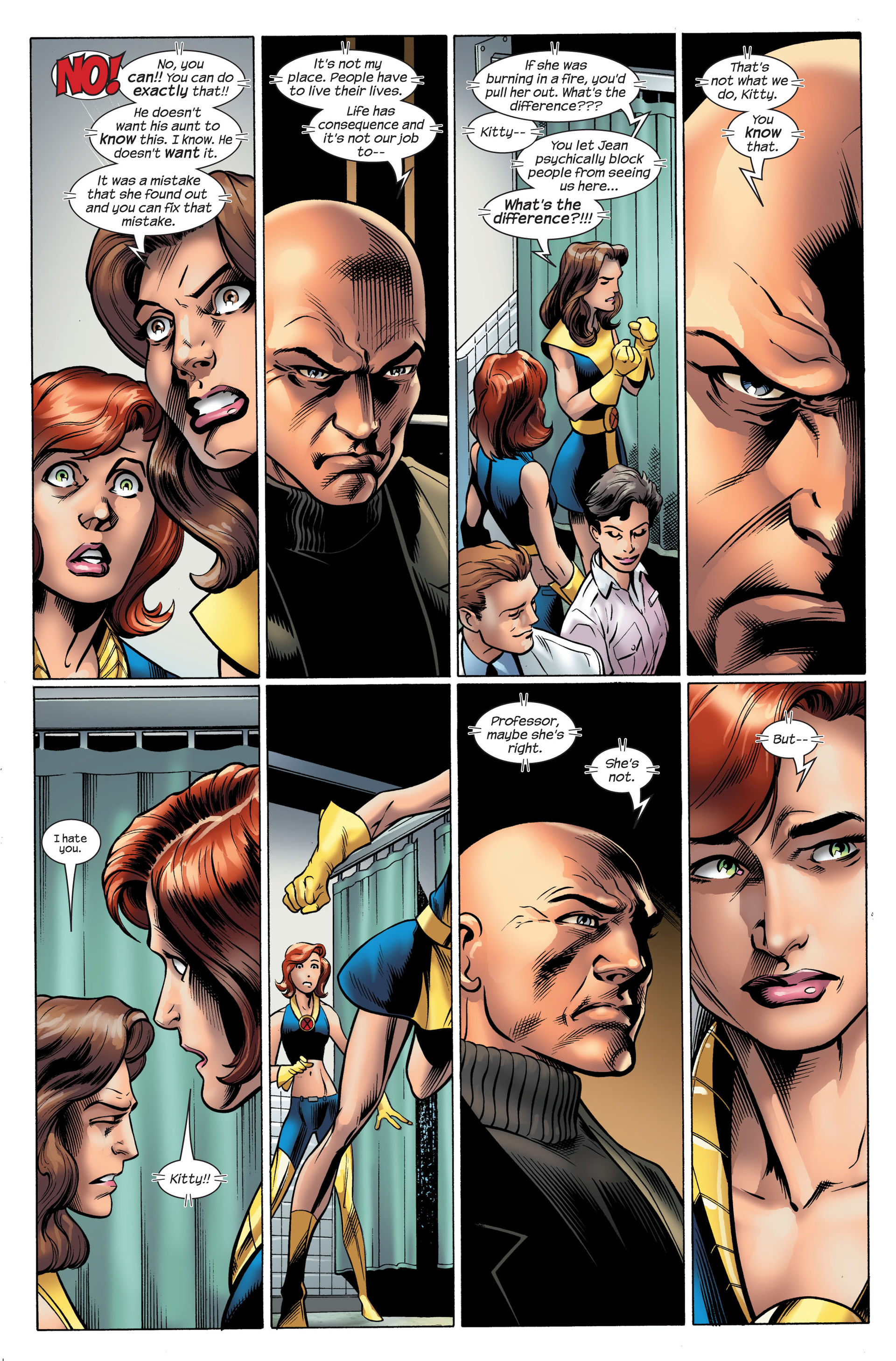 Read online Ultimate Spider-Man (2000) comic -  Issue #105 - 13