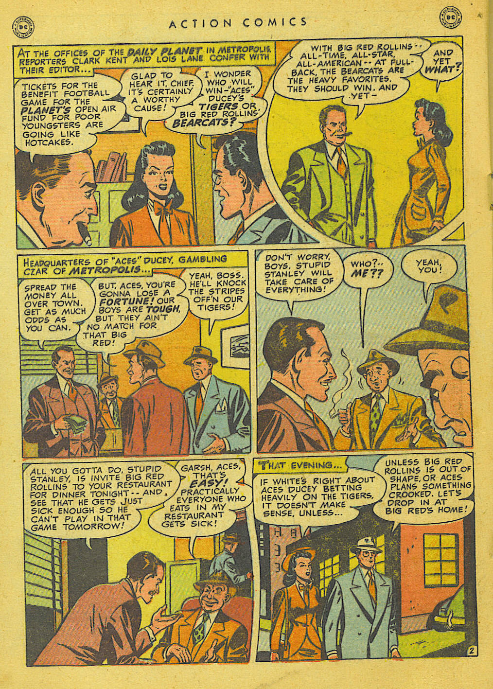 Action Comics (1938) 128 Page 2