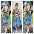 Lovely Aso Ebi Gown Style for Ladies