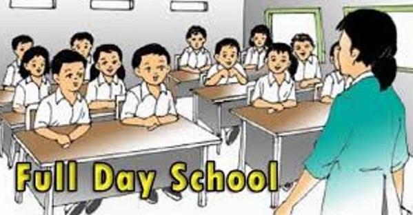 Full day school dinilai belum cocok diterapkan semua daerah