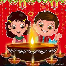 Happy Diwali Massages Image