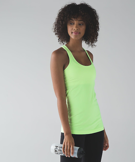 lululemon clear-mint cool-racerback
