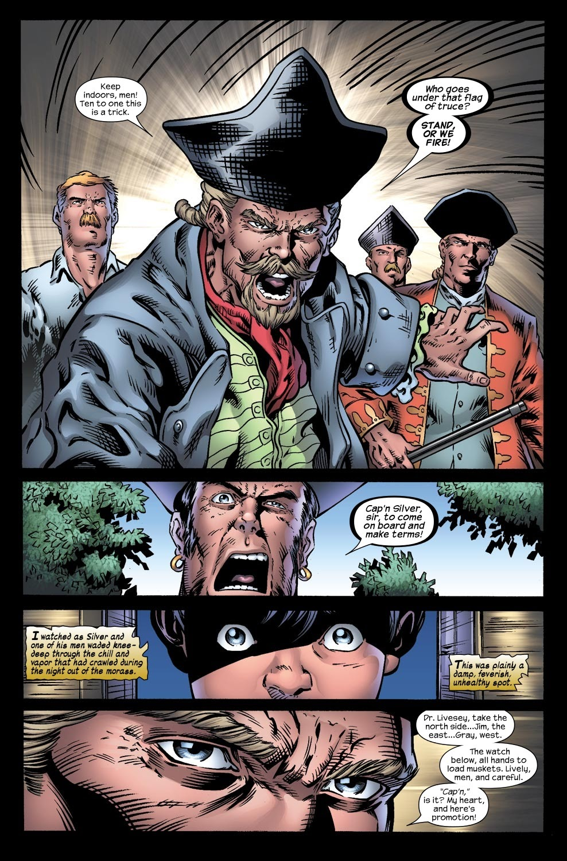 Read online Treasure Island comic -  Issue #4 - 3