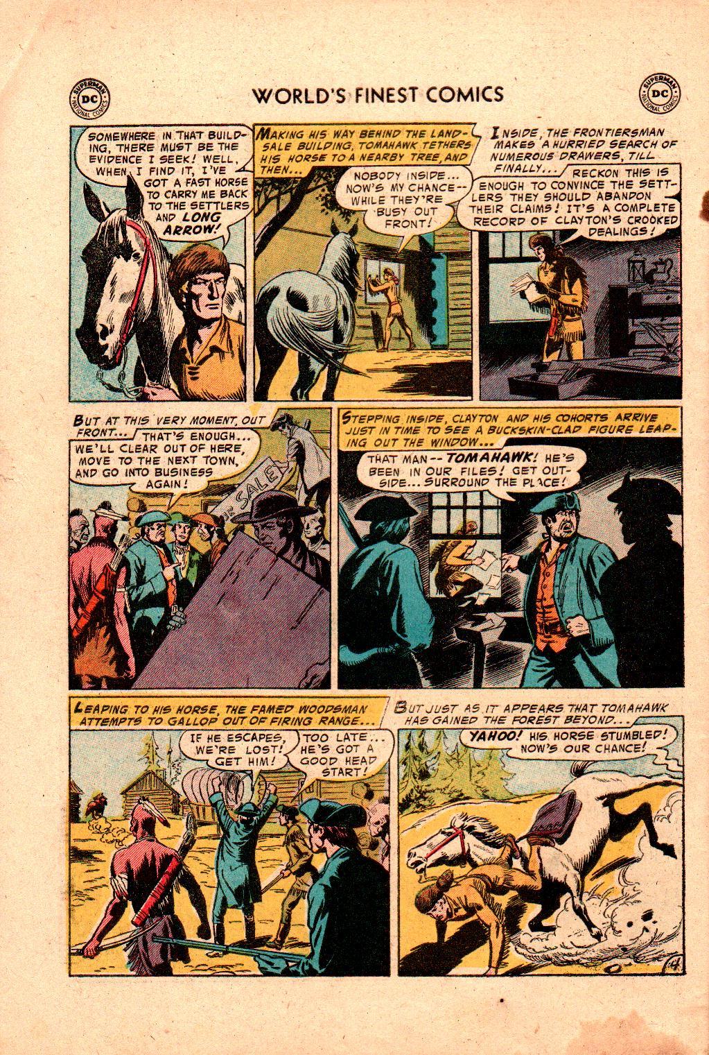Read online World's Finest Comics comic -  Issue #78 - 30