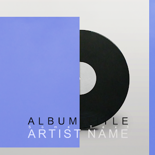 YouTube style graphic image design with professional look. Vinyl picture with super sleek design and finish. Perfect for iTunes cover art