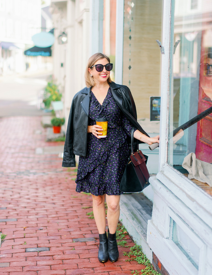What to wear in Boston in May