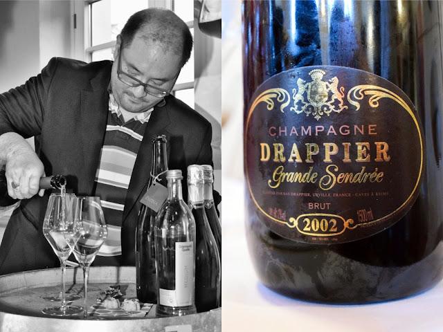 Champagner-Experte Boris Maskow