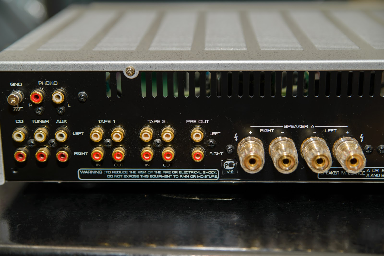 Rotel Ra 1520 Integrated Amplifier