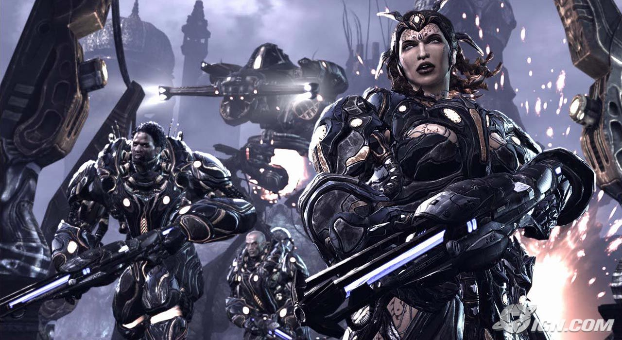 Unreal Tournament III Free Download PC Game Full Version ...