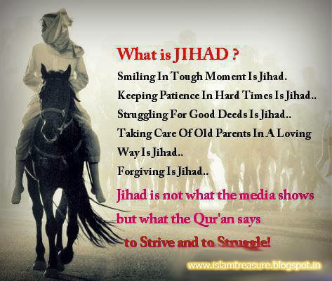 What Is This Thing Called Jihad or Islamic Holy War?