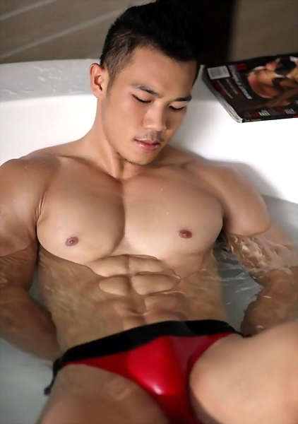 Hot naked gay asian men