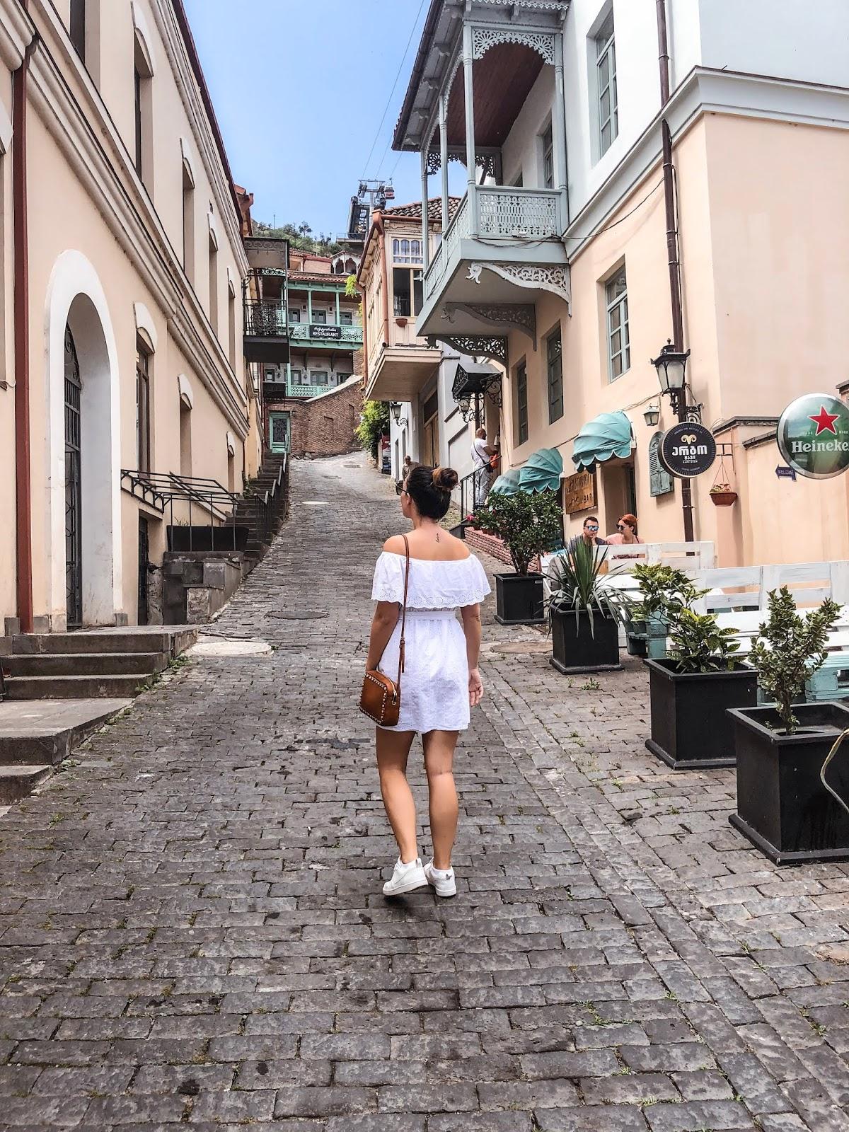 Old Town Tbilisi Georgia