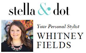 Whitney Fields, Your Personal Stella & Dot Stylist
