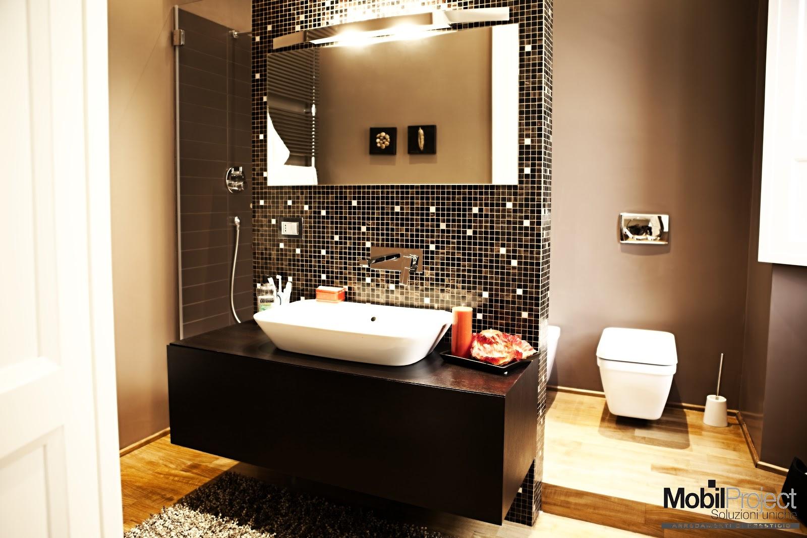 Soluzioni uniche design artigianale italiano l for Design del bagno