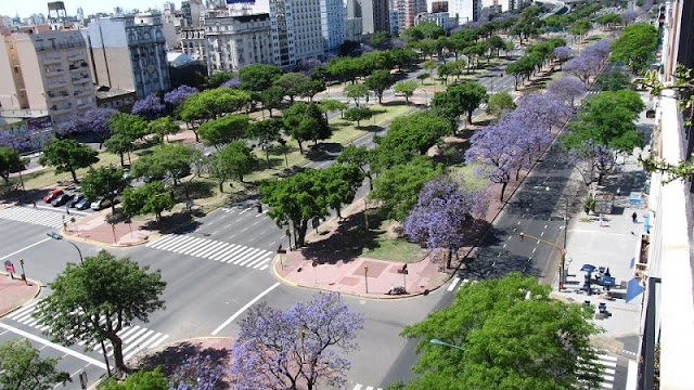 Buenos Aires em novembro