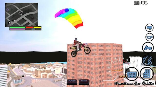Bike Parachute For Gta Sa Android