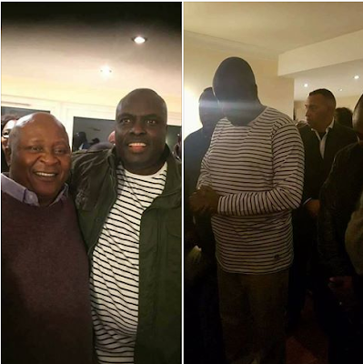 Image result for pictures of james ibori release from prison