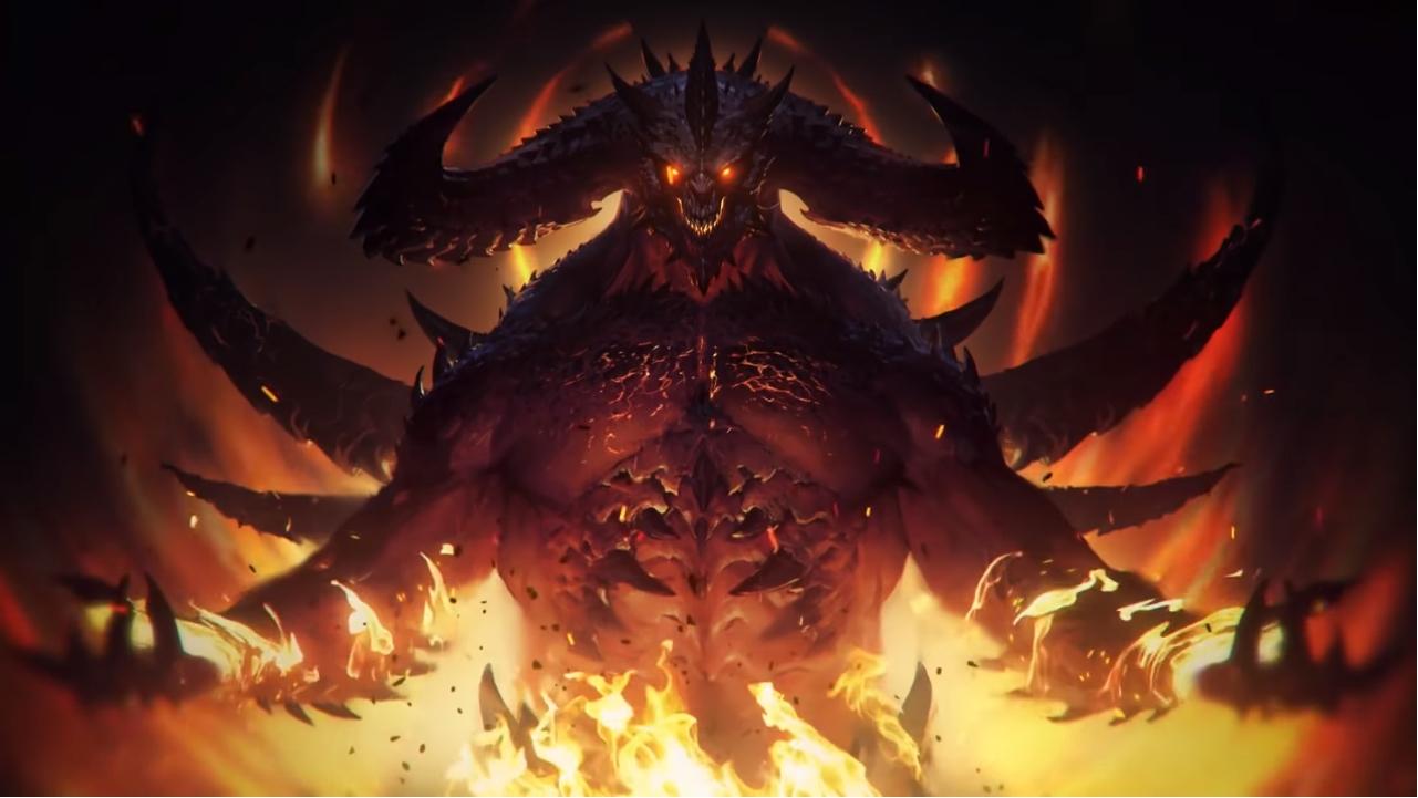 Diablo Immortal - Pre-Registration Up