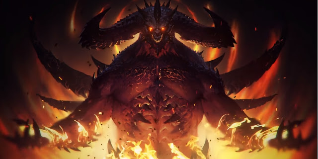 Diablo Immortal - Pre-Registration Up