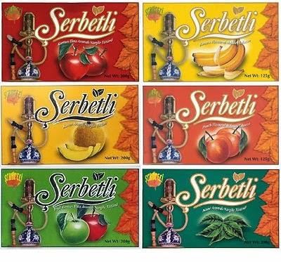 tabák Serbetli
