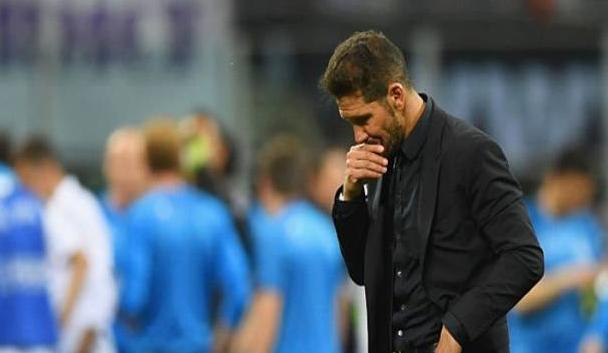 Pelatih Atletico, Diego Simeone Angkat Bicara Soal Kekalahannya