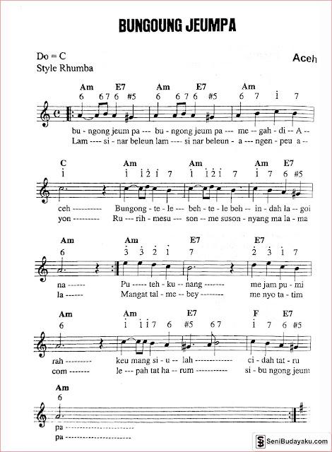 gambar-lirik-dan-not-angka-lagu-bungoung-jeumpa