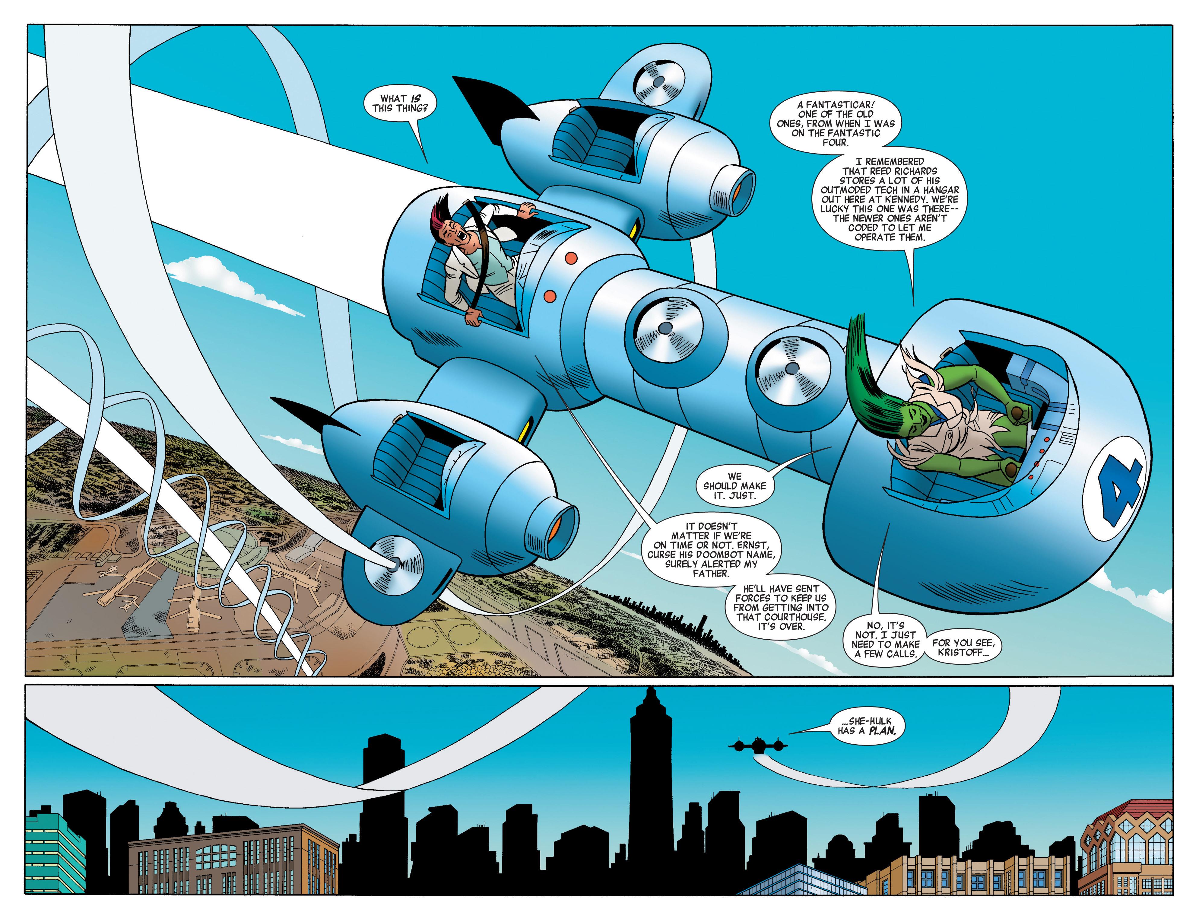 Read online She-Hulk (2014) comic -  Issue #3 - 10