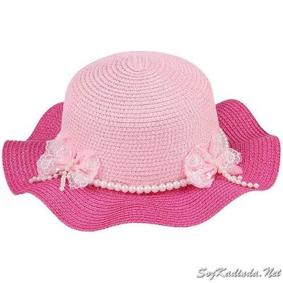bebek şapkası yapılışı şişle