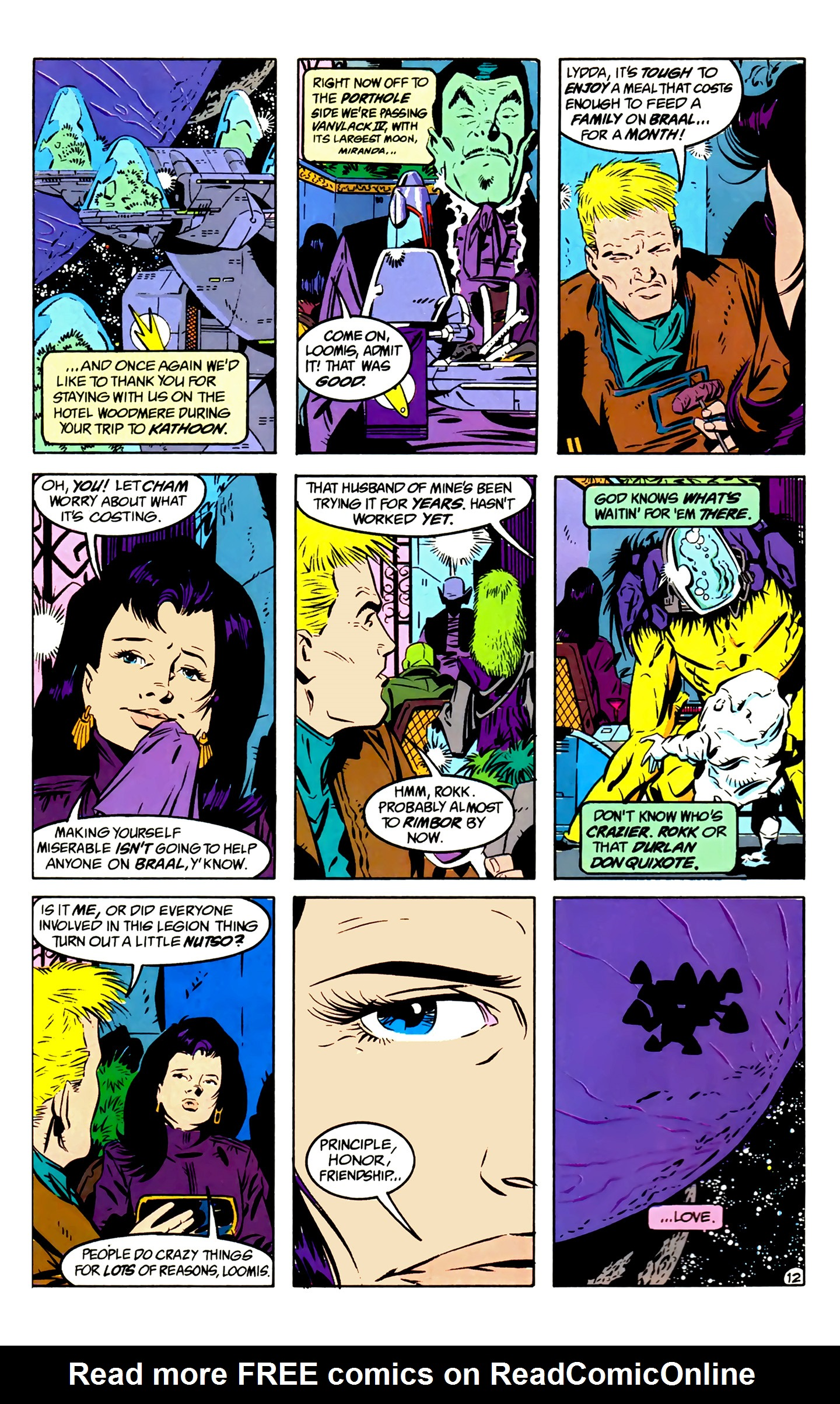Legion of Super-Heroes (1989) 2 Page 13
