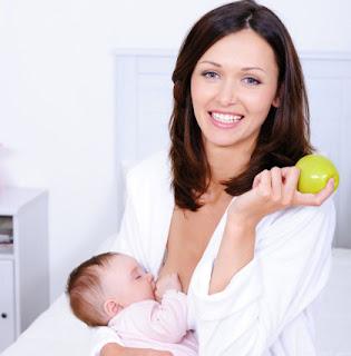 Cara Menghilangkan Bekas ASI pada Bayi