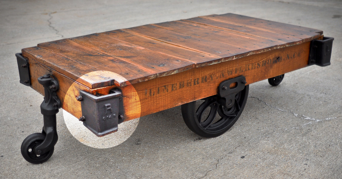 lineberry cart corner stake bracket hardware