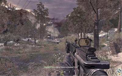 Call Of Duty 4 Modern Warfare (PC) 2007