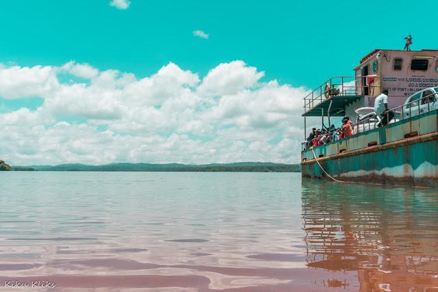 Sigandoor ferry