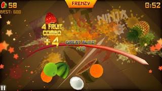 """নিয়ে নিন মজার গেম """"Fruit Ninja HD"""" পিসির জন্য!!!"""