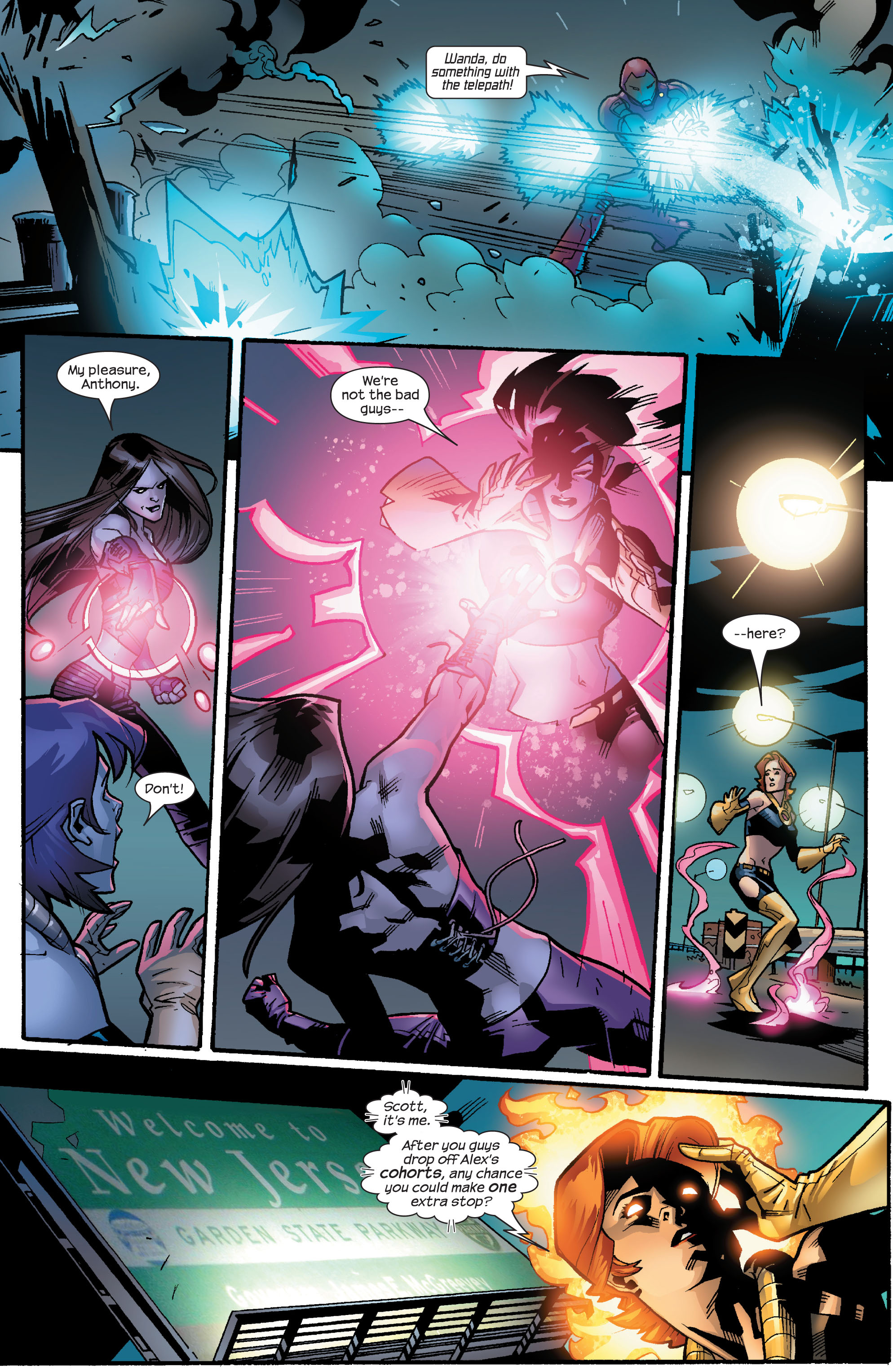 Read online Ultimate X-Men comic -  Issue #64 - 13