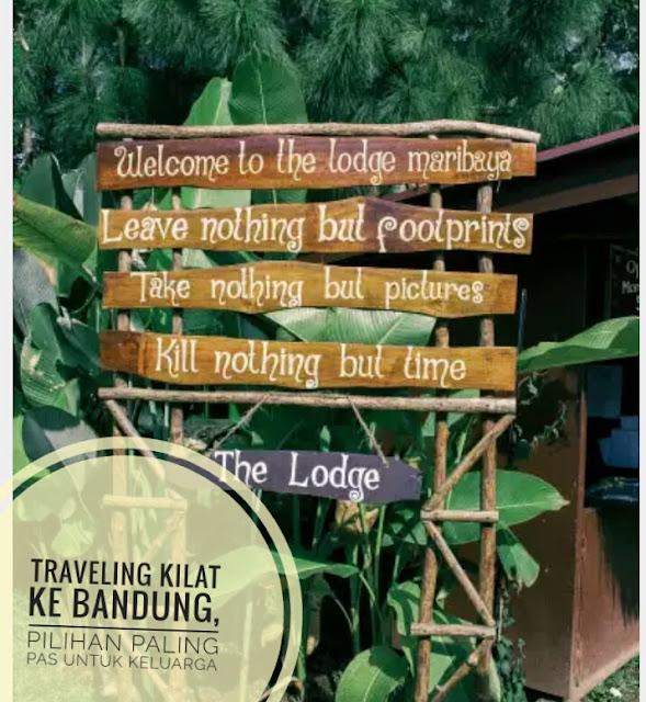 Liburan kilat ke Bandung
