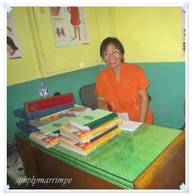 Mrs. Emilita C. Corteza_KIKO's first teacher