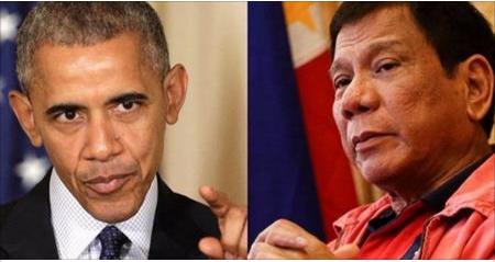"""رئيس الفلبين لأوباما: """"اذهب إلى الجحيم """""""