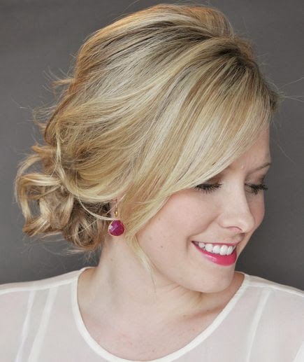 Lo más universal peinados para melenas cortas Fotos de estilo de color de pelo - Peinados Para Fiesta Melena Corta 2014 - Peinados Para ...