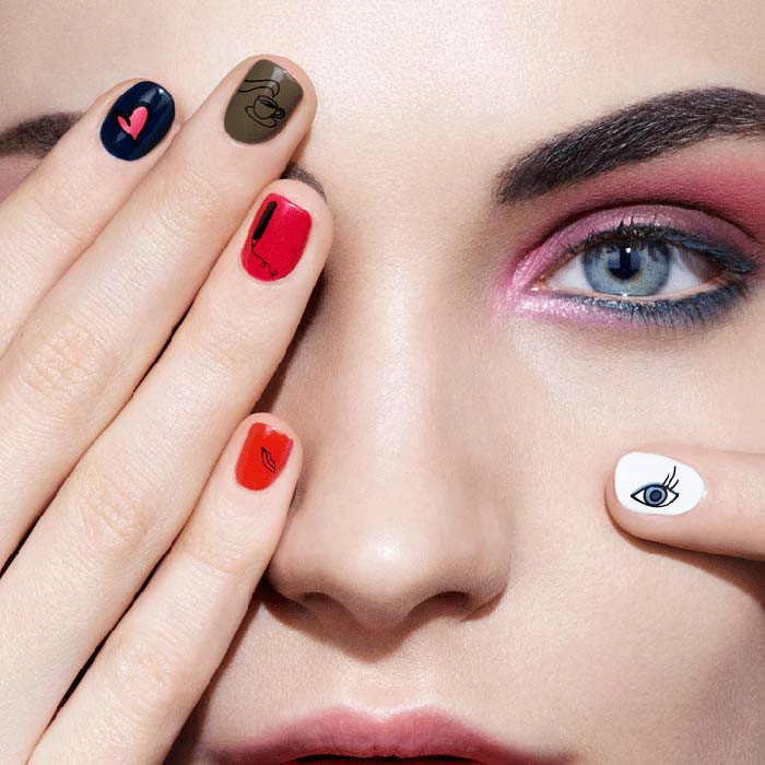 Lancome x Sonia Rykiel Fall 2016 Makeup Collection