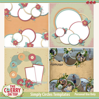 Simply Circles templates