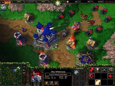 Free Download Warcraft III Reign of Chaos PC Full Version