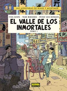 El valle de los inmortales