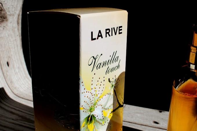 """LA RIVE """"Vanilla touch"""""""