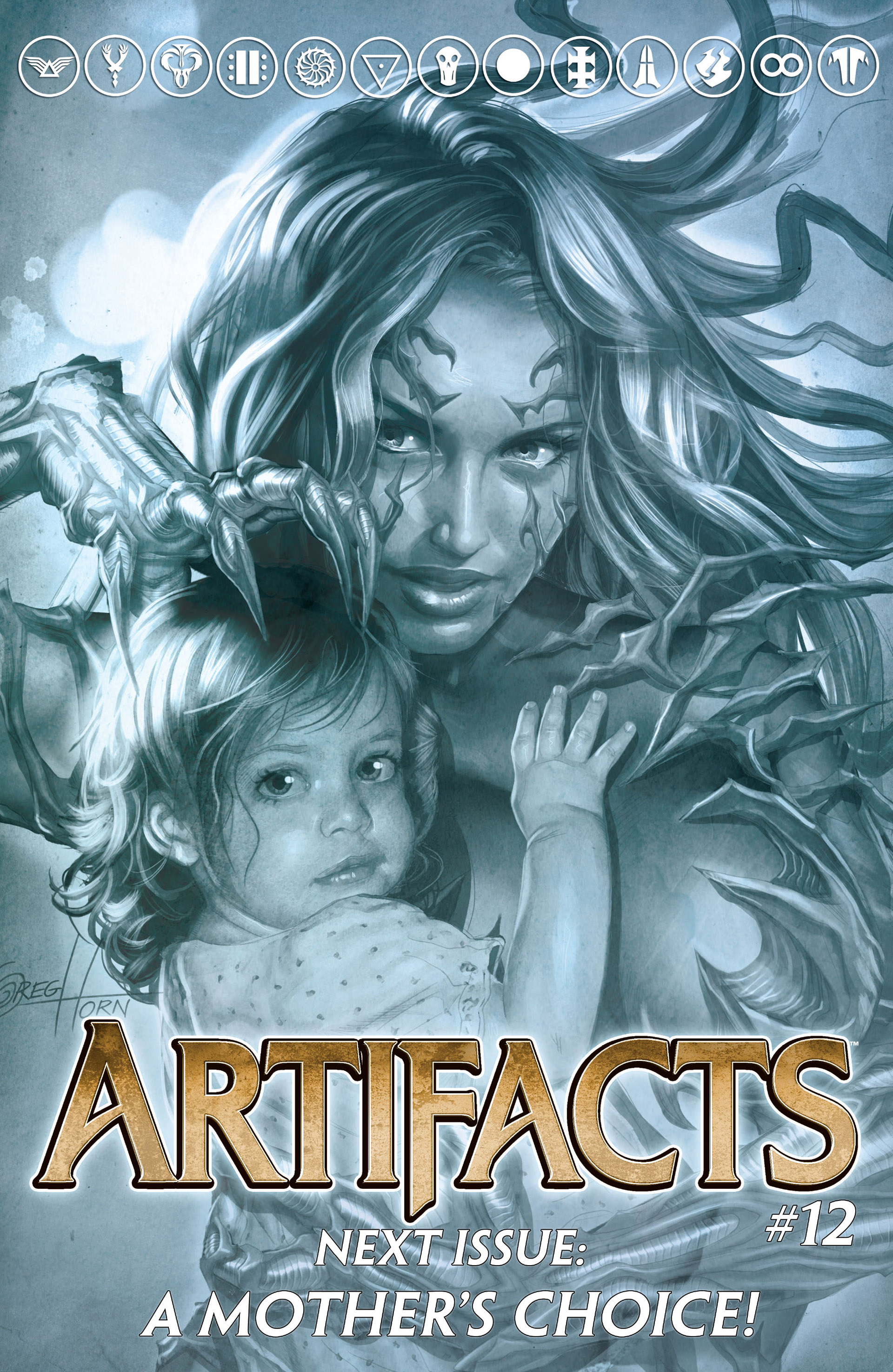 Read online Artifacts comic -  Issue #11 - 20